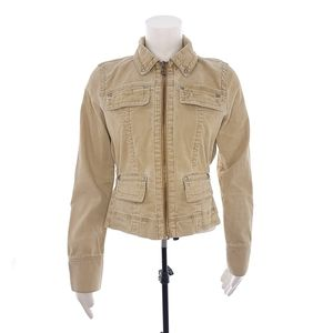 Tommy Hilfiger Jeans Corduroy Full Zip Jacket